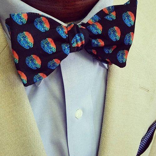 brain scan bow tie