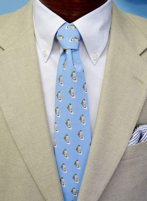 coastal necktie