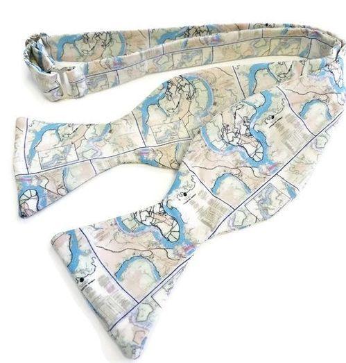 daniel island map bow tie