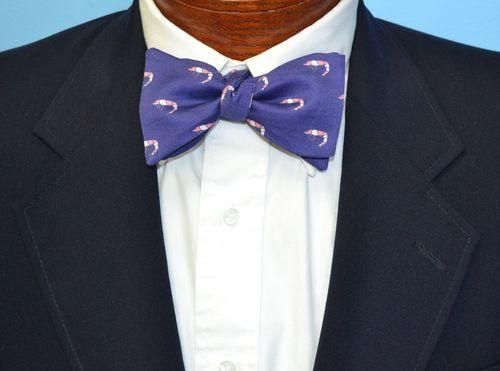 shrimp bow tie