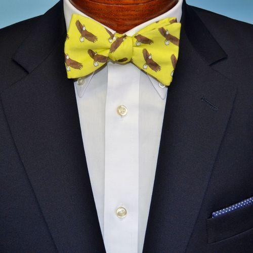 eagle bow tie