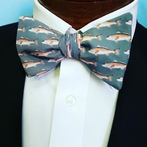 spottail fish bow tie