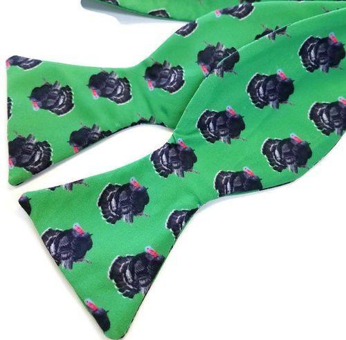 turkey bow tie