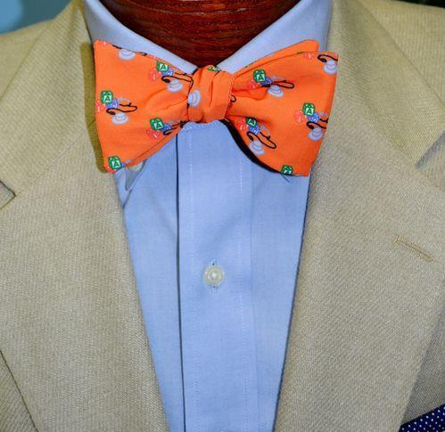 pediatrician bow tie