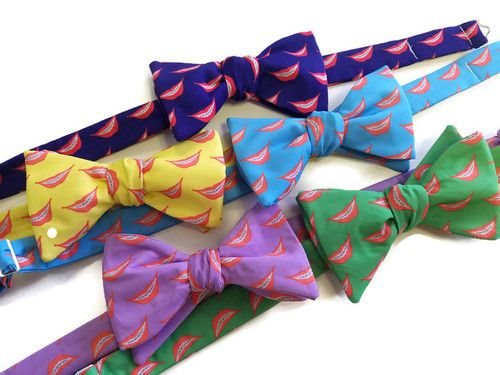 smile bow ties