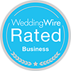 Wedding Wire Business Rated Icon