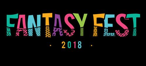 2018 Fantasy Fest Logo