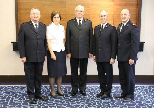 I cinque nominati dall'alto consiglio