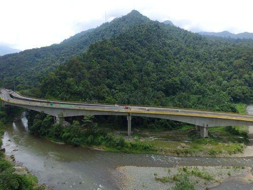 Vía Loboguerrero – Buenaventura - Viaducto Bendiciones