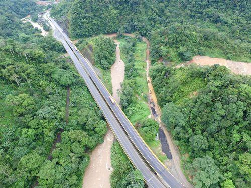 Vía Loboguerrero – Buenaventura - Viaducto La Víbora