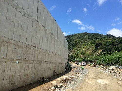 Vía Loboguerrero – Buenaventura – Muro Sombrerillo