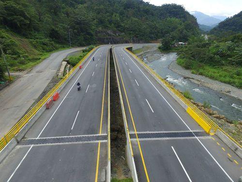 Vía Loboguerrero – Buenaventura - Viaductos Peñalisa