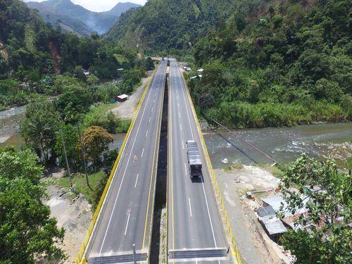Vía Loboguerrero – Buenaventura - Viaductos Tres Chorros