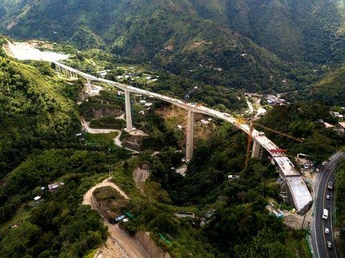 Segunda Calzada Ibague - Cajamarca