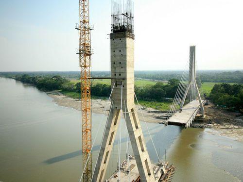 Nuevo Puente Pumarejo (vista aérea)- Geosoluciones SAS