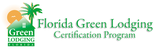 Florida Green Lodging Certification Program logo