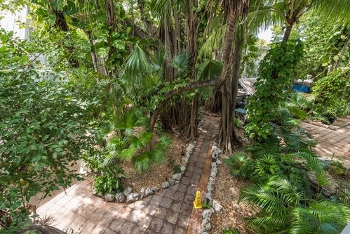 lush, tropical and fragrant gardens surround The Banyan Resort