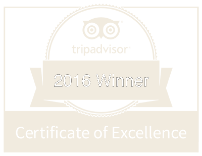 The Banyan Resort is a winner of Trip Advisor's Certificate of Excellence