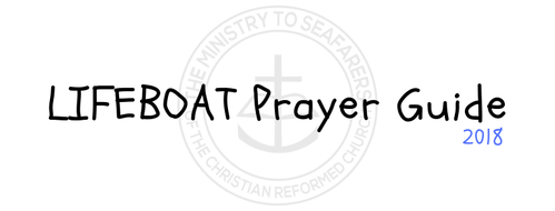 LIFEBOAT Prayer Guide
