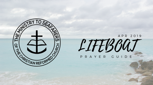 LIFEBOAT - April Prayer Guide