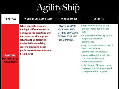 AgilityShip Practice #11 Performance Challenge