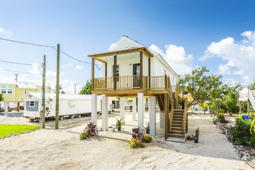 our very first completed affordable property in the florida keys.