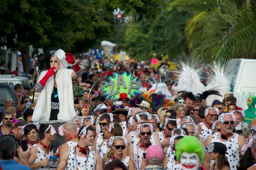 In 2017, We've Got the Keys was awarded the coveted job of producing Key West's world-famous Fantasy Fest. learn more about this festival