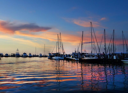 Key West sunsets are a popular attraction. learn more about the average monthly sunset times