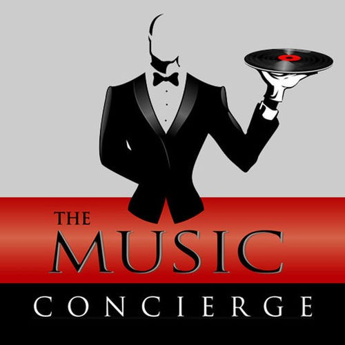 Create wedding playlists with ease upscale dj entertainment the music concierge wedding songs planner app logo junglespirit Gallery