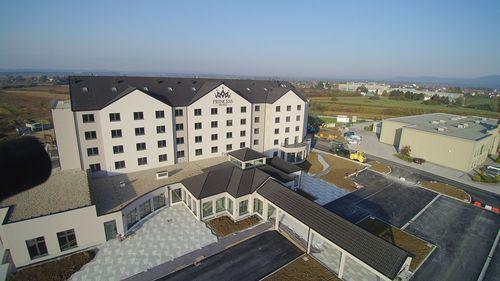 hotel princess, jastrebarsko, kamena vuna, fasada, cakaric