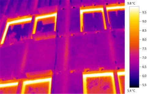 infracrvena, termografija, zagreb, fasade, zbuka, cakaric, Level 1, HUICT, Ivan, Čakarić, Branka, Mrduljaš, Bojan, Milovanović, termografija, temperature, toplina, germanij, FLIR, Testo, infracrvena, kamera