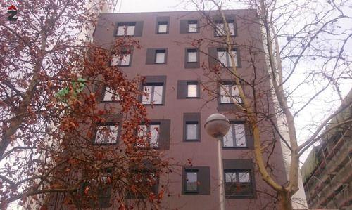 knežija klaić zagreb stambeni, fasada