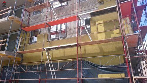toplinska, obnova, energetska, fasada, facade, kamena vuna, stiropor, ETICS, demit, zagreb, završna žbuka, ljepilo, staklena mrežica, Baumit, Caparol, Sto, Samoborka
