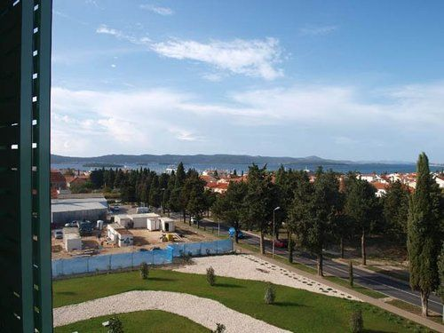 Bure centar, Biograd na moru, apartmani, appartments, Croatia, seaside, luxury, luksuzno, pogled, more, sea, view, parking, žbuka, zbuka, cakaric, facade, fasada