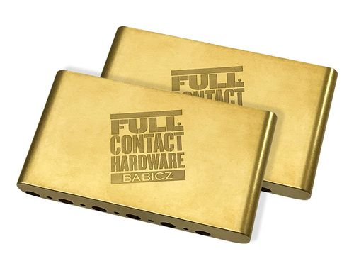 Babicz FCH Brass String Blocks