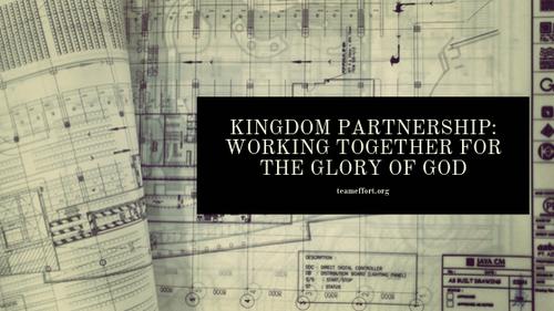 Blog cover image for kingdom partnership