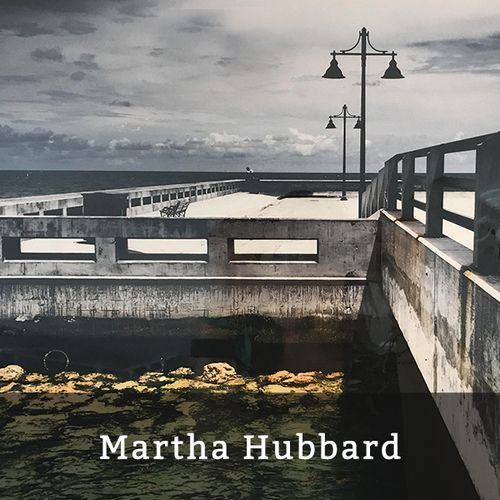 learn more about artist Martha Hubbard