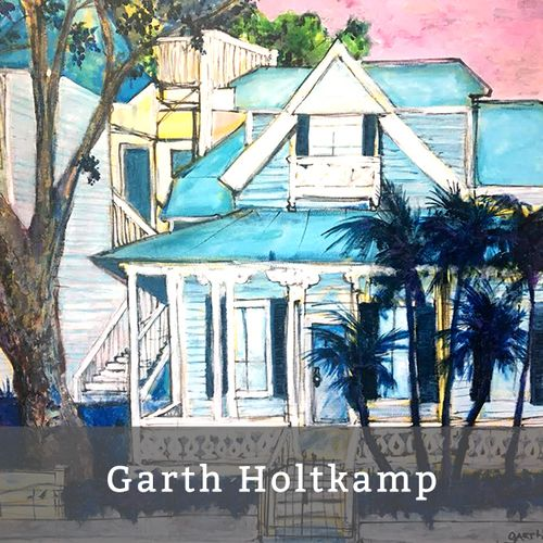learn more about artist Garth Holtkamp
