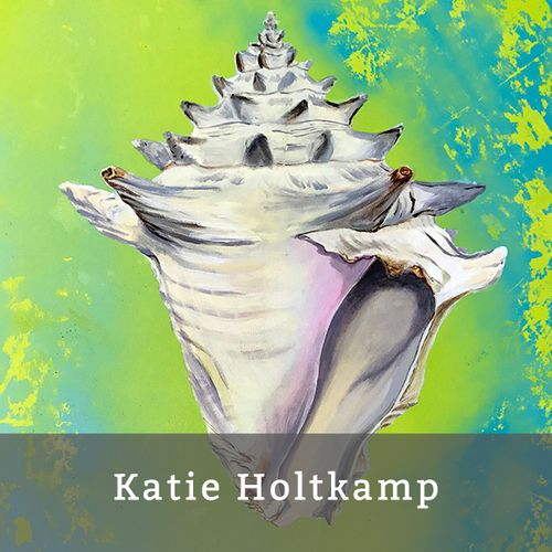 learn more about artist Katie Holtkamp