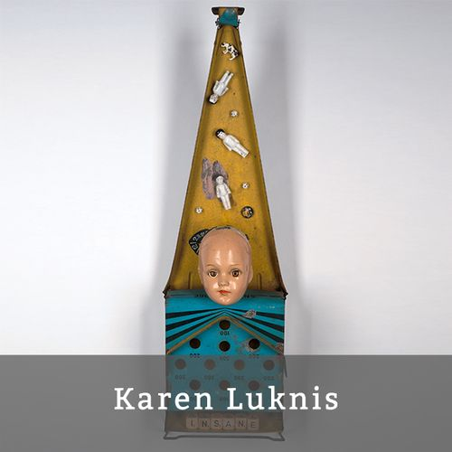 learn more about artist Karen Luknis