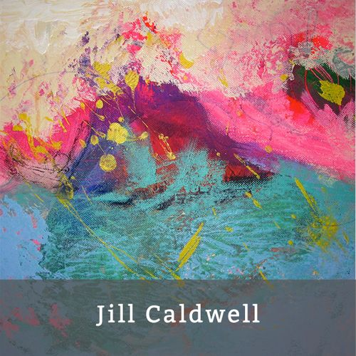 learn more about artist Jill Caldwell