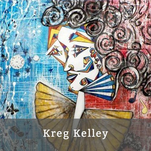 learn more about artist Kreg Kelley