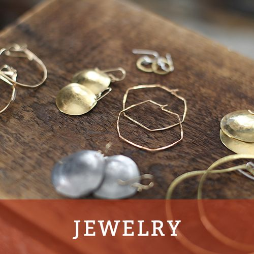 explore jewelry made by local artisans available for sale at SALT island provisions